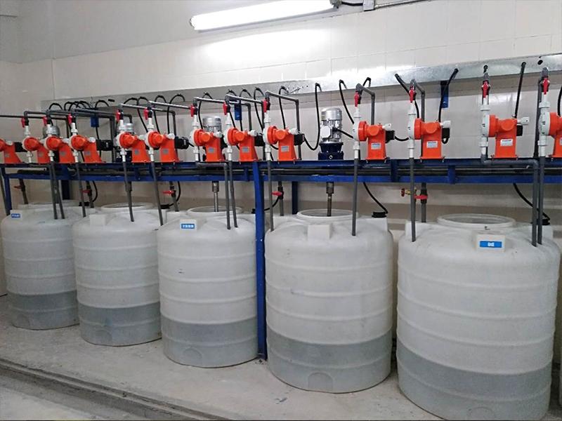 工业废水处理用