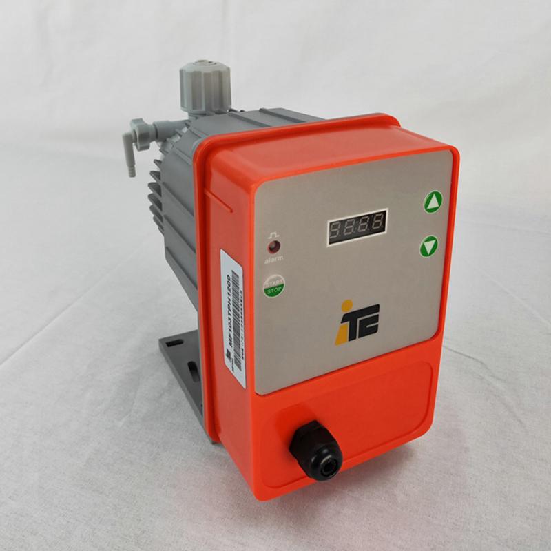 MF 系列手动调节 电磁隔膜计量泵