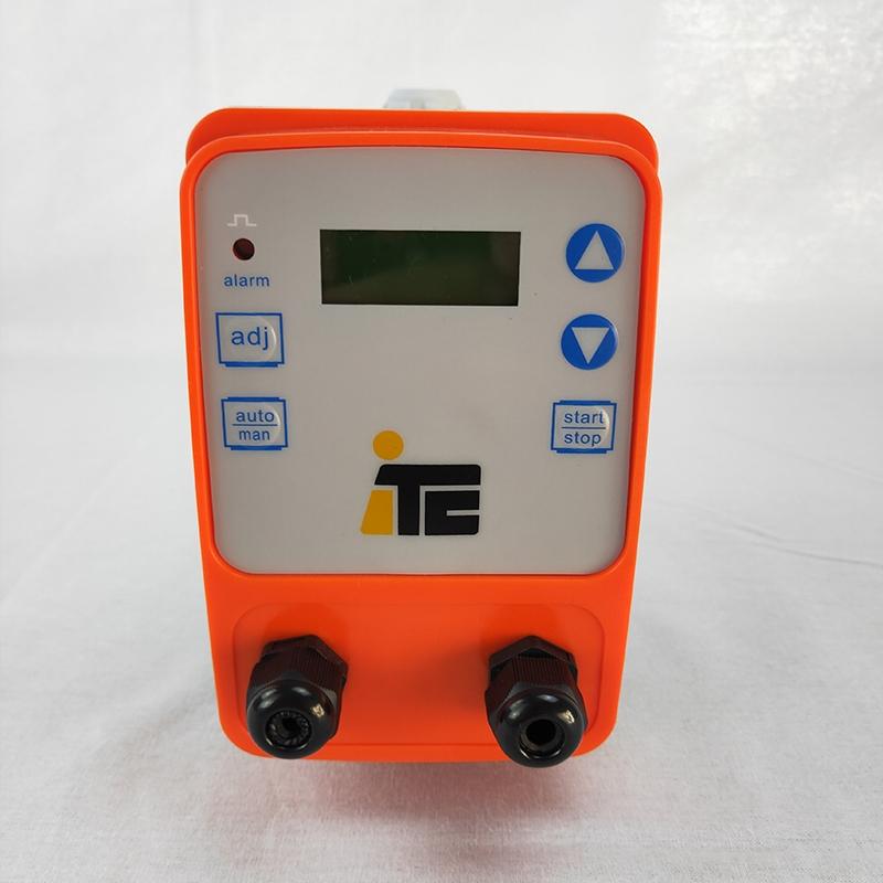 MG 系列电流控制 电磁隔膜计量泵