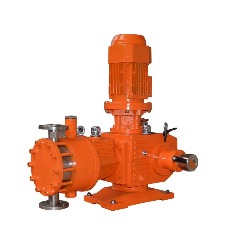 ITC液压隔膜计量泵